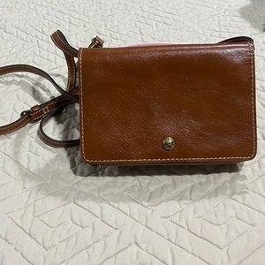 Patricia Nash crossbody with built in wallet